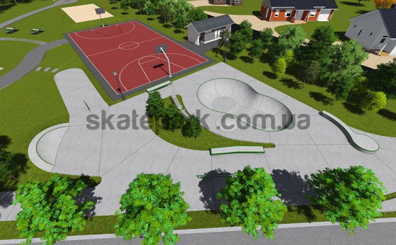Concrete skatepark 101515