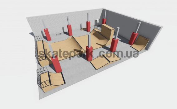 Modular skatepark 211018