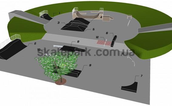 Sample skatepark 270711
