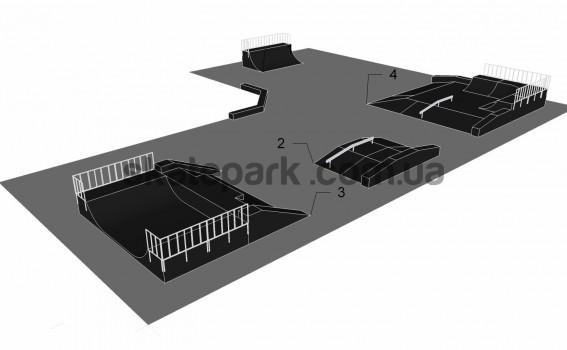 Sample skatepark 530411